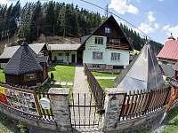Penzion na horách - zimní dovolená Velké Karlovice