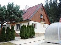 Chata k pronájmu - dovolená Koupaliště Kostelec Lázně rekreace Rajnochovice