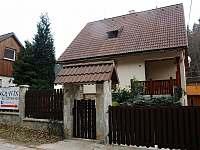 Chata Rajnochovice - Hlavní vhod