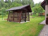 Malý altánek - chata k pronájmu Valašska Bystřice
