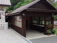 Velký altánek - chata k pronájmu Valašska Bystřice