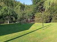 Volejbalová síť - chata ubytování Valašska Bystřice