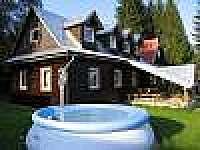 chalupa léto - ubytování Staré Hamry
