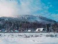 Kanada na Čeladné - srub ubytování Čeladná - 5