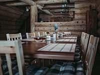 Srub Kanada na Čeladné jídelna - k pronájmu