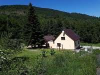Chata Pstruží - ubytování Pstruží