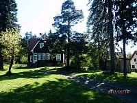 Roubená vila Kunčice pod Ondřejníkem k pronajmutí