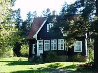 Roubená vila v Kunčicích pod Ondřejníkem - k pronajmutí