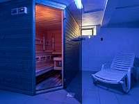 sauna - pronájem chalupy Trojanovice