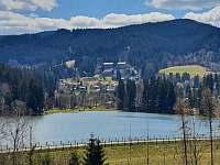 Přehrada Horni Bečva 500 m. - chalupa k pronajmutí