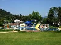 Aquapark ve Frenštátě - Tichá na Moravě
