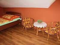 Pokoj č. 3 - rekreační dům k pronajmutí Tichá na Moravě