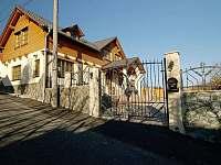 Levné ubytování  Luhačovická přehrada Chata k pronajmutí - Březová