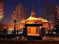 Karlovský kostel - Velké Karlovice