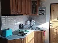 Kuchyň vrchní patro - Velké Karlovice