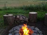 ohniště - chalupa k pronajmutí Frenštát pod Radhoštěm