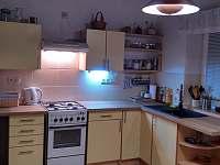 Kuchyňská část - Horní Bečva