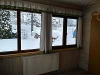 Veranda - chalupa ubytování Horní Bečva