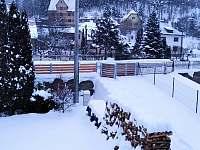 Zima 2021 - Horní Bečva