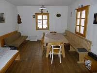 2 lůžka - chalupa ubytování Velké Karlovice