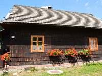 Levné ubytování Koupaliště Velké Karlovice Chalupa k pronajmutí - Velké Karlovice