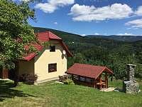ubytování  na chatě k pronajmutí - Prostřední Bečva