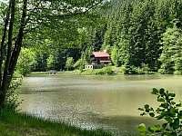 jezero Jezerné-Velké Karlovice -