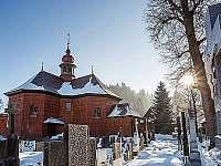 Kostel Velké Karlovice -