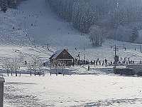 lyžařský vlek u Bambuchů Velké Karlovice -