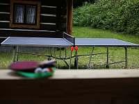 Pinpongový stůl - Morávka