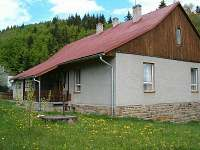 ubytování Horní Bečva na chalupě k pronájmu