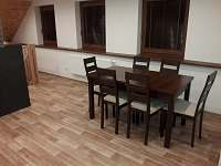 Rozcestí Miloňov - apartmán ubytování Velké Karlovice - 5