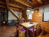 Apartmán č. 1 - pronájem chalupy Velké Karlovice