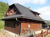 Dřevěnica Javorník www.jezerne.cz - chalupa ubytování Velké Karlovice