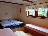 Ubytování ve dvoře - chata ubytování Karolinka