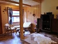 Ubytování ve dvoře - pronájem chaty Karolinka