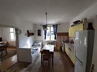 Kuchyně foto I - pronájem chalupy Tichá na Moravě