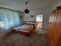 Ložnice zadní - Tichá na Moravě