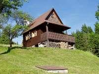 Chata k pronájmu - zimní dovolená Hutisko - Zákopčí