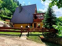 Chata k pronajmutí - dovolená v Beskydech