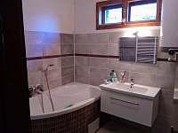 Koupelna 1.patro - Bystřička