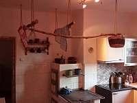 Kuchyň 1.patro - Bystřička