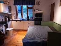 Kuchyň 1.patrospani - Bystřička