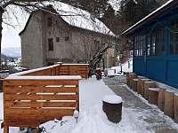 Terasa zima - Bystřička