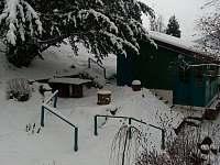 zima - Bystřička