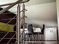 schody - apartmán ubytování Nový Hrozenkov