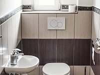 WC - apartmán k pronájmu Nový Hrozenkov