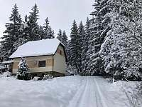 ubytování Ski areál U Sachovy studánky Chalupa k pronajmutí - Horní Bečva