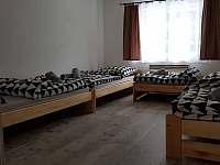 Ložnice č. 3 - pronájem chalupy Horní Bečva