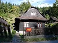 Valašská chalupa Bukoriška